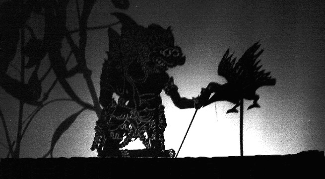 Shadow puppet pestimon